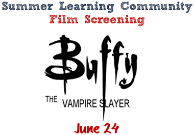 Summer Learning Community Film Screening - June 17 2015 graphic